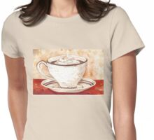O Magic Cup Womens Fitted T-Shirt