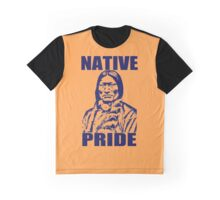 NATIVE PRIDE Graphic T-Shirt