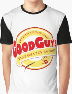 the Good guys - childs play Graphic T-Shirt