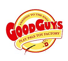 the Good guys - childs play Photographic Print