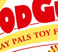 the Good guys - childs play Sticker
