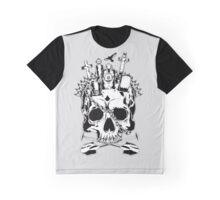 A Grave Mind Graphic T-Shirt