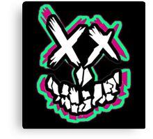 Neon Squad... Canvas Print