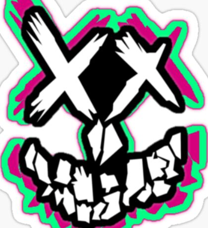 Neon Squad... Sticker