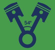 54 degree V engine (4) Kids Clothes