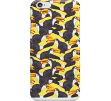 Toucan [yellow] iPhone Case/Skin