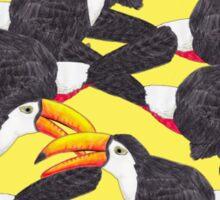Toucan [yellow] Sticker