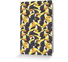 Toucan [yellow] Greeting Card