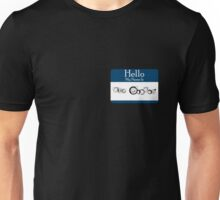 Hello, My Name Is - The Doctor (Doctor Who) Unisex T-Shirt