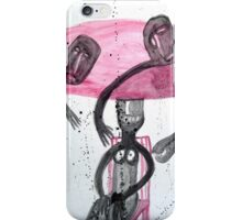 LOS TORMENTOS (the torment) iPhone Case/Skin
