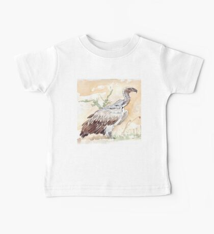 White-backed Vulture Baby Tee