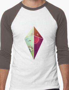 A T L A S Men's Baseball ¾ T-Shirt