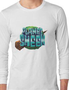 Planet Sheen Long Sleeve T-Shirt
