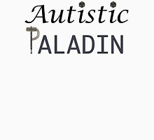 Autistic Paladin Women's Fitted Scoop T-Shirt