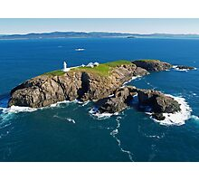 South Solitary Island Lighthouse Photographic Print