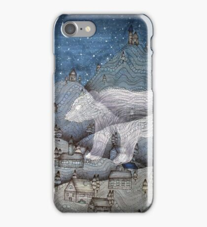 I Protect This Place II iPhone Case/Skin