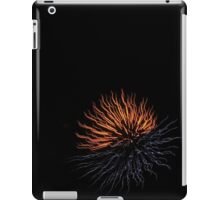 Two-tone Firework iPad Case/Skin