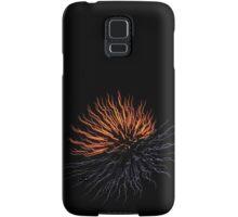Two-tone Firework Samsung Galaxy Case/Skin