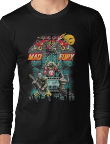 Mad Fury Concert Tour Long Sleeve T-Shirt