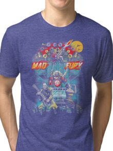 Mad Fury Concert Tour Tri-blend T-Shirt
