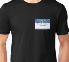 Hello, My Name Is - Sully (Monsters Inc.) Unisex T-Shirt