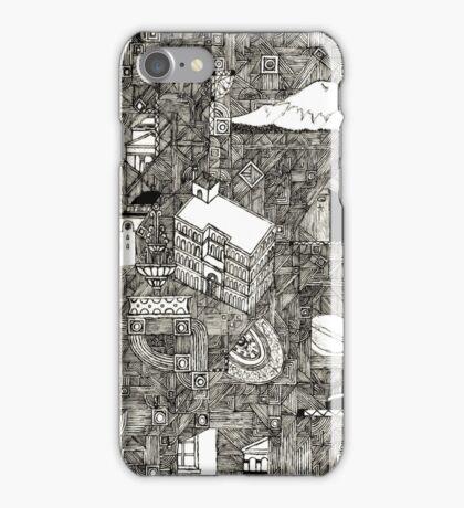 Between the Lines iPhone Case/Skin