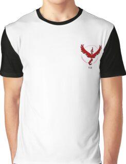 Pokemon Valor Team Graphic T-Shirt