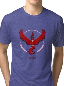 Pokemon Valor Team Tri-blend T-Shirt