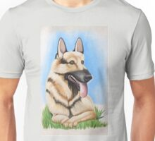 German Shepard - It's Always Sunny in Philadelphia Unisex T-Shirt