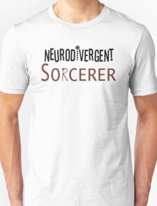 Neurodivergent Sorcerer Unisex T-Shirt