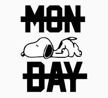 Snoopy Lazy Monday Unisex T-Shirt