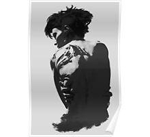 Lisbeth Salander – Dragon Tattoo Poster