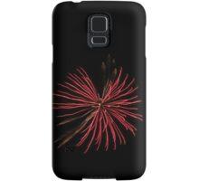 Firework Flower Samsung Galaxy Case/Skin