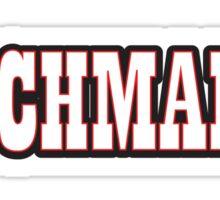 Henchman Sticker