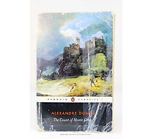 The Count Of Monte Cristo By Alexandre Dumas | My Favorite Book  Photographic Print