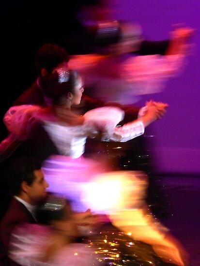 folk ballet xiutla - ballet folklorico xiutla by Bernhard Matejka