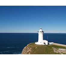 Lighthouse South Solitary Island Photographic Print