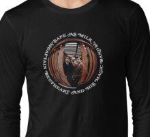 Captain Beefheart Safe As Milk Long Sleeve T-Shirt