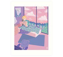 Dream: Kirk Art Print