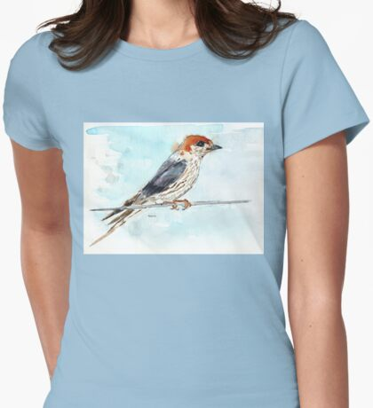 My swallows are back! Womens Fitted T-Shirt