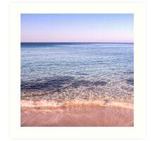 BEACH DAYS IV Art Print