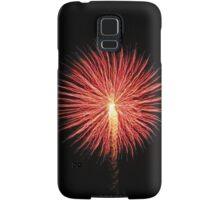 Lady Firework Samsung Galaxy Case/Skin