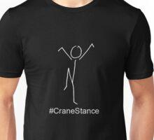 Crane Stance Unisex T-Shirt