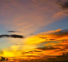 Sky by Theo Widharto