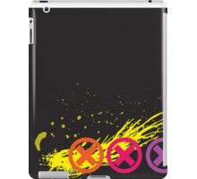 3 Strikes Grunge iPad Case/Skin