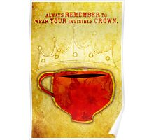 What my Coffee says to me -  August 12, 2012 Poster