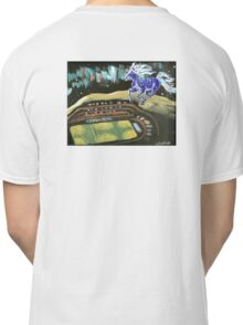 BLUE PONY CORRAL, HAVRE, MONTANA Classic T-Shirt