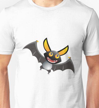 Cute Cartoon Bat derived Unisex T-Shirt