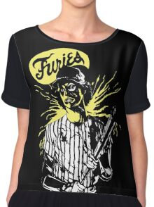 The warriors. Furies baseball player! Chiffon Top