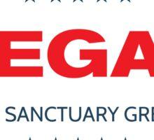 The Walking Dead - NEGAN - Make The Sanctuary Great Again! Sticker
